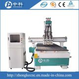 Three Heads Automatic Tool Change CNC Router Machine for Sale
