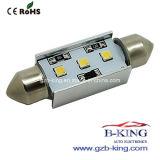 Canbus 39mm 3W Festoon LED Bulbs