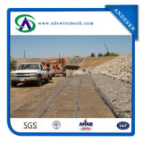 CE, TUV Certificated Galvanized 2X1X1m Gabion Box