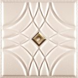 China Suoya 1075-19 3D Wall Paper Leather Carving Wall Panel Home Decoration