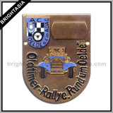 Auto Car Emblem Metal Badge for Commercial Gift (BYH-10137)