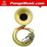 Bb Tone Brass Body Sousaphone (Pango PMSH-7800)