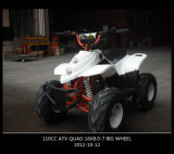 Automatic 4 Stroke ATV Quad 2014 Hottest 7inch 110cc ATV Quads (ET-ATV006)