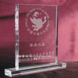 Custom Clear Acryic Crystal Award (BTR-I 7016)
