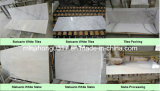 Statuary White/Guangxi White/ White Jade/White Marble/Polished Marble for Mosaic/Tiles/Slabs/Countertop/Irregulat Shape