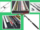 Environmental Fiberglass Material for Fishing Pole with Long Service Life