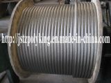 AISI304&AISI316 Non-Rotating Stainless Steel Wire Rope-19x7/18x7+FC (DIN3069)