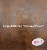 1.2mm Thickness Waxy Oil Decorative Leather for Furniture