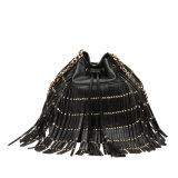 Punk Studs Drawstring Designer Bags (MBNO038011)