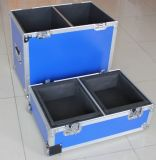 Speker ATA Flight Cases with Caster and Caster Dishes (RK2S156)