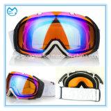 Wholesale Adult Oversized Protective Ski Helmet Helmet Goggles