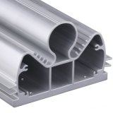 Anodized Aluminum/Aluminium Extrusion Profile