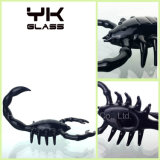 Black Scorpion High Quality Glass Smoking Pipe Animal Hookah