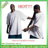 2017 Hot Sale Wholesale Plain Blank Mens Oversized Tshirt