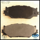 Semi-Metal Break Pad D1178 Brake Pad Kit for Lexus Front Axle