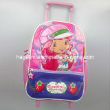 Promotion School Trolley Bag ,Girls Lovely School Bag (JT-A008)