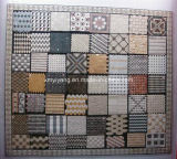 Dark Emperador Marble Mosaic Tile for Wall Decoration