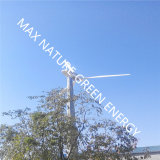 Variable pitch wind turbine