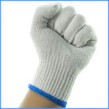 9g 10g Knitted Cotton Work Gloves for Construction