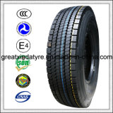 All Steel Heavy Duty Radial Truck Tire (11r22.5 12r22.5)