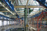 Overhead Chain Conveyor System (Trolleys, Carriers, Rivetless Chains) for Industry Equipment