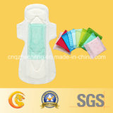 320mm Maxi Lady Sanitary Pads with Green Adl (SL-320)