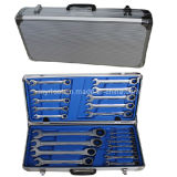 Hot Selling-22PC Ratchet Combination Wrench