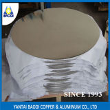Aluminum Circle Sheet Traffic Signage Material Exported to Singapore