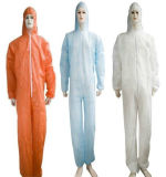 Nonwoven Protective Garment Microporous Coverall