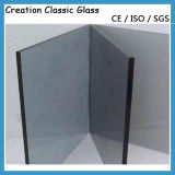 3-19 mm Low-E Reflective Glass for Buildings with Ce & ISO9001