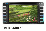 Two DIN Car DVD Player (VDO-6007)