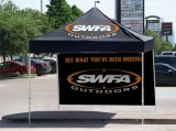 10 X 10 Event Tent Custom Printed Canopy Camping Gazebo