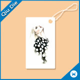 Fashion and Luxury Wing Logo Print Paper Hang Tag