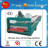 Shutters Door Roll Forming Machinery