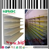 Grocery Store Metal Wall Shelf Unit