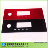4mm Tempered Glass with Silk Screen Printing for Bread Machine
