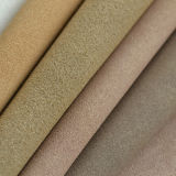Metallic Synthetic PU Yangbuck Leather (HD2012-99)
