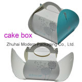 Eco-Friendly Materials Flat Cake Box