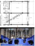 Event Management of Studio Lighting Design