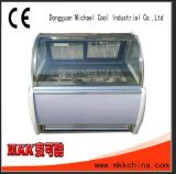 Michael Cool Hard Ice Cream Showcase/Display Case/Scooping Cabinet