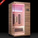 Fashionable Indoor Far-Infrared Single Sauna Room (SR8M1002)