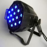 Stage Disco PAR RGBW LED PAR Light 54X3w