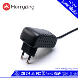 TUV CB AC DC Power Adapter 12V 500mA 1A Ce Adaptor