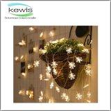 Flower Shape 3m 20 LED Christmas String Light