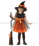 Custom Hot Sale Halloween Witch Cosplay Costume Set