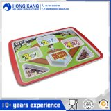 Durable Use Fruit Dinner Melamine Plastic Plate for Children