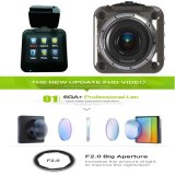 "Hot Sale 2.0"" HD1080p Car Camera with Ntk96220; G-Sensor; WDR; Night Vision Function DVR-2006"