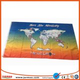 90X150cm Full Color World Flag with Eyelets