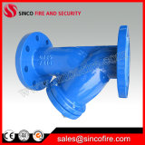 Factory Sales Pn16 Flange Y Type Strainer