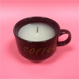 Popualr Custom Party Scented Cup coffee Candles